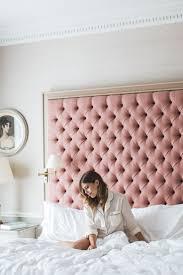 Headboards: Terrific Pink Tufted Headboard. Hot Pink Tufted ... & Full Image for Bedding Furniture Ideas Pink Tufted Headboard 125 Pink Grey  Bedrooms Hot Pink Velvet ... Adamdwight.com