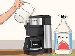 See how easy that is? Cleaning Coffee Maker With Vinegar Change Comin
