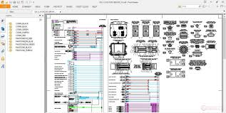 cat c15 ecm wiring diagram solidfonts cat 3126 ecm wiring diagram diagrams