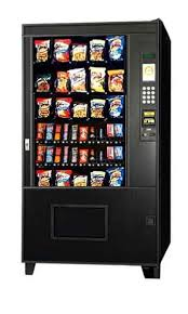 Refurbished Soda Vending Machines Simple AMS 4848 CHILLED Snack Machine Sensit 48 Snack Vending Machines