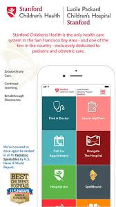 South Shore Hospital My Chart Stanford Childrens On The App Store