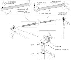 how to adjust garage door springsHow do I remove my old garage door  Garaga