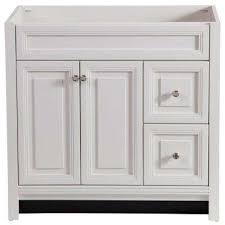 Image Decorators Collection Brinkhill 36 In 34 In 22 In Bath The Home Depot 36 Inch Vanities Home Decorators Collection Bathroom Vanities