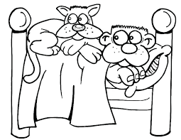 Cute Kitten Coloring Pages Luvsiteinfo
