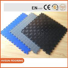 pvc gym floor mats with multipurpose plastic tiles for bathroom