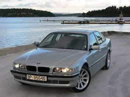 BMW 7 series 735iL 2000   Auto images and Specification