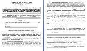Property Maintenance Contract Template Free - Theprettiotsmusic.com