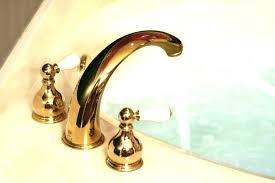 bathtub faucet stem replacing