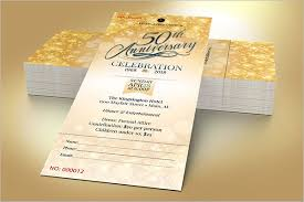 Banquet Tickets Sample 25 Sample Dinner Ticket Templates Free Word Psd Designs
