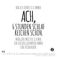 Sprüche Und Typo Kalender 2017 Funny Quotes Zitate