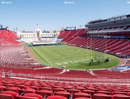 Usc Coliseum Seating Chart Los Angeles Memorial Coliseum Section 216 Seat Views Seatgeek