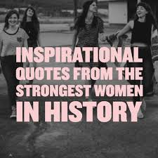 Quotes About Strong Women Adorable Inspirational Quotes For Strong Women Quotezine
