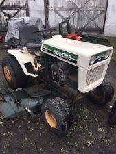 diesel garden tractor. Bolens HT20D Diesel Garden Tractor C