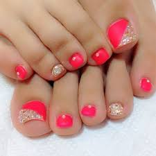 Cute Pedicure Designs 50 Pretty Toe Nail Art Ideas For Creative Juice