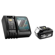 makita battery. makita y-00309 18v 5.0ah battery \u0026 rapid charger kit