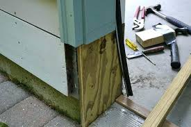 garage door frame repair how to replace door frame repair rotted garage door frame replace rotted