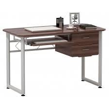 walnut office furniture. WORKFLOW - Office Desk Walnut / White Furniture C