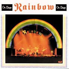 <b>Rainbow - On Stage</b> on Colored Vinyl 2LP | Rainbow live, Rainbow ...
