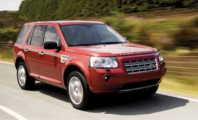 2008 Land Rover LR2 HSE Announced...More Luxury for The Smallest ...