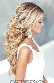 Photo Coiffure Pour Invité De Mariage Cheveux Long Coiffure