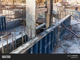 Reinforced Concrete Frame Design Design Reinforcement Image Photo Free Trial Bigstock