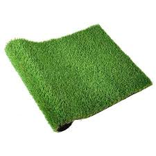 Yescom Artificial Grass Mat Fake Lawn Pet Turf Synthetic Green