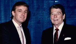 Donald Trump Retweets Fake Ronald Reagan Quote Predicting His