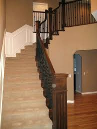 replace stair railing. How To Replace Stairs Replacing Stair Rails Though They Made The Newels I Think Called Railing P