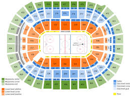 2018 Acc Tournament Seating Chart By School Sports Simplyitickets
