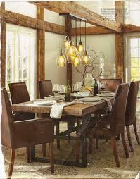 charming rustic dining room light fixtures also diy furniture projects collection images