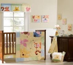 king pooh premier 7 piece crib bedding set