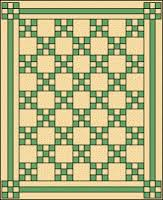 Michele Bilyeu Creates *With Heart and Hands*: St. Patrick's Day ... & Irish Chain Quilt - a 54