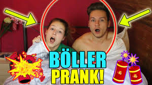 B LLER PRANK AN BRUDER UND FREUNDIN Schinken Brothers YouTube