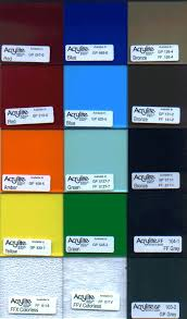 cyro transpa glazing colors here for picture