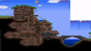 Terraria House Designs Cool House Design Terraria See Description