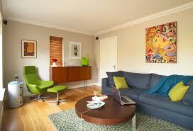 retro living rooms designs