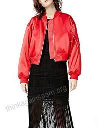 Haoduoyi Size Chart Haoduoyi Womens V Neck Baseball Jacket Bomber Jacket Coat