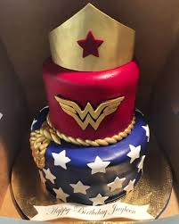 Superhero Birthday Cake Ideas Free Wonder Woman Party Printables