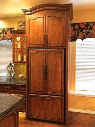 photo wood gem dallas. Paneled Refrigerator With Storage Photo Wood Gem Dallas Custom Cabinets