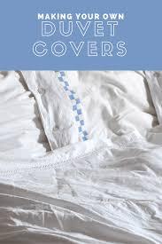 diy duvet covers a tutorial