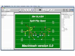 Free Football Play Designer Football Playbook Software Bw Software