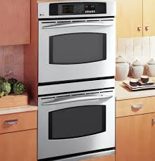 ge profile double oven. GE Profile Built-In Double Oven With Trivection® Technology | JT980SKSS Appliances Ge -