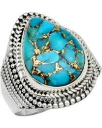 Sweet Savings on Blue Copper Turquoise & <b>Sterling Silver</b> Braided ...