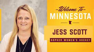 Scott Named Director of Hockey Operations - University of Minnesota  Athletics