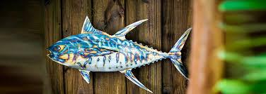 metal fish 66 metal fish art fish