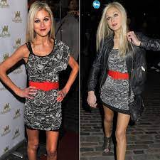 Since appearing on big brother, grahame starred in her own reality series, princess nikki, and wrote two books dying to be thin and fragile. Nikki Grahame Appears Worryingly Thin At Amy Childs Clothing Line Launch Ok Magazine