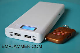 Emp Jammer Vending Machine Gorgeous 4848Mhz EMP Jammer Power Bank Type EMP Jammer Pinterest