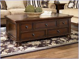 trendy square coffee tables with storage cubes with coffee tables dark wood coffee table black