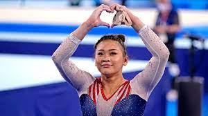 Olympic pressure in Tokyo: Suni Lee ...