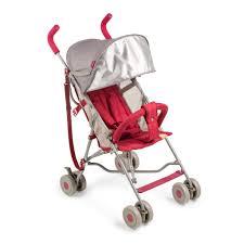 <b>Happy Baby Twiggy</b> - прогулочная коляска-трость <b>красный</b> купить ...